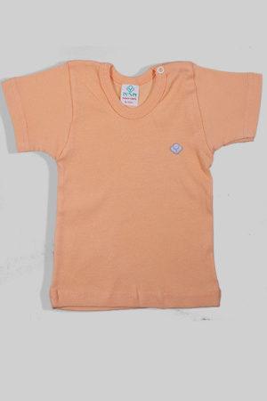 חולצת קיץ כתומה עם תיקתק