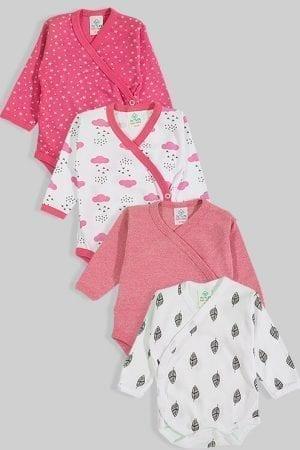 בגדי גוף מעטפת לתינוקות