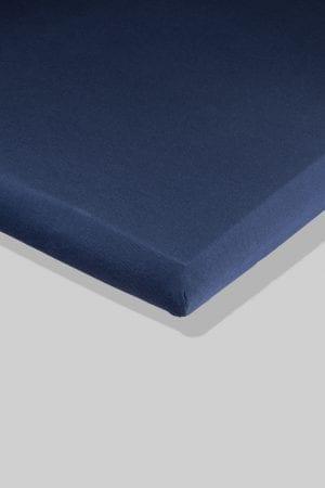 סדין כחול - מיטת תינוק/מיטת מעבר | עריסה | עגלה | לול
